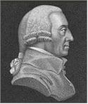 Economist Adam Smith, who foresaw the Industrial Revolution