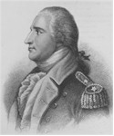 Hero-turned-traitor General Benedict Arnold