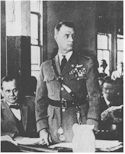 Colonel Mitchell testifies at his court martial