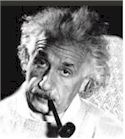 Physicist/mathematician Albert Einstein