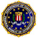 Seal of the Federal Bureau of Investigation (FBI)