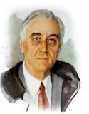 President Franklin D. Roosevelt