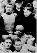 19th century Rutgers football squad