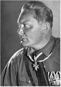 Luftwaffe chief Herman Goering