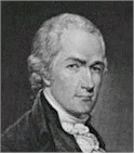 Alexander Hamilton who, along with Madison and John Jay, wrote the Federalist Papers
