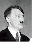 New German Chancellor Adolf Hitler