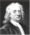 Mathematician and scientist Sir Isaac Newton