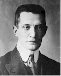 Alexander Kerensky, chairman of the new Provisional Russian Government