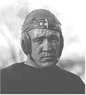 Notre Dame University football legend Knute Rockne