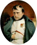 French emperor Napoleon Bonaparte