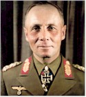 German field marshal Erwin Rommel