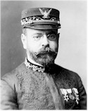 John Phillip Sousa, best known leader of the Marine Corps Band