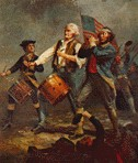 The U.S. Army, born and baptized in the American Revolution