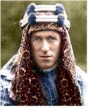 T. E. Lawrence (of Arabia)